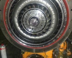 Ремонт АКПП У35.605 погрузчика Амкодор  с восстановлением гидротрасформатора ТГД340А